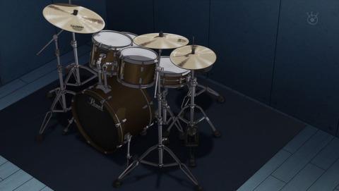 秋彦のドラム