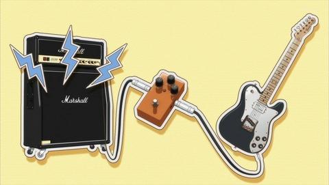 アンプとギターとエフェクター