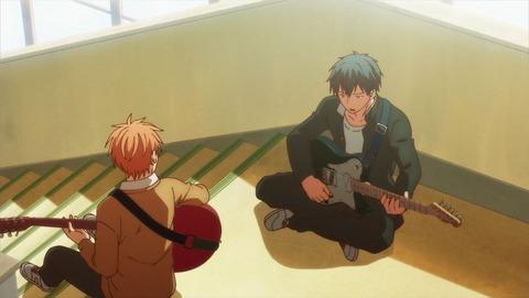 ギター練習風景