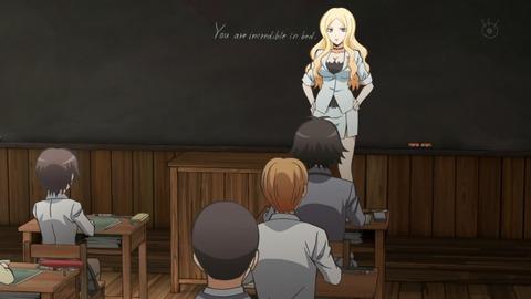 イリーナ先生の授業