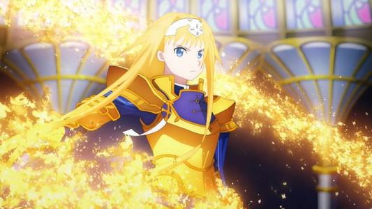 【SAOアリシゼーション】アリスが現実世界に登場するとロボットになる?