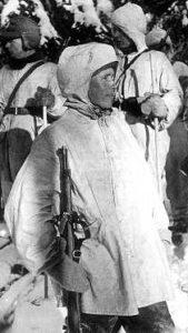 冬戦争時のシモヘイヘ