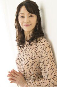 声優の田中敦子さんのプロフィール写真